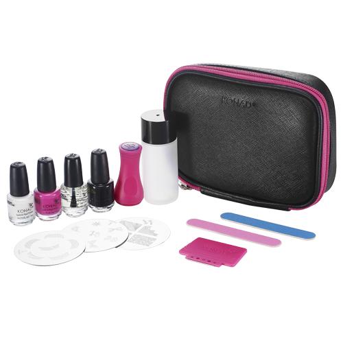 34_Stamping set-Travel Kit Set